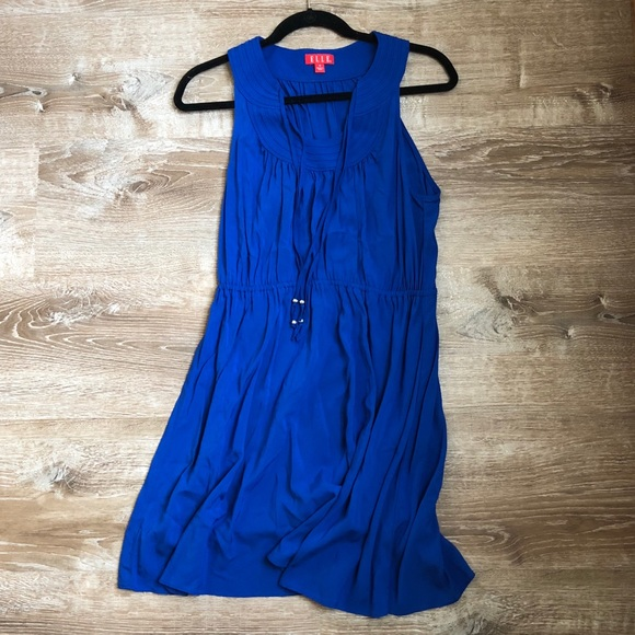 Elle Dresses & Skirts - Royal Blue Dress!